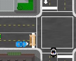play Traffic Blitz