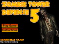 play Zombie Tower Defense 5