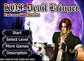 play Kof Devil Bringer