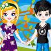 play Cute Chibi Couple