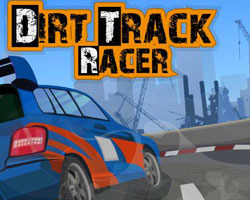 play Dirt Track Racer