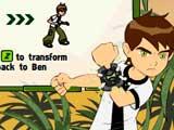 play Ben 10 Savage Pursuit