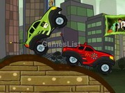 play Ben10 Vs Rex Truck Champ