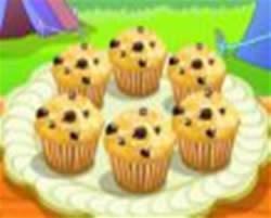 play Blueberry Muffins Cooking