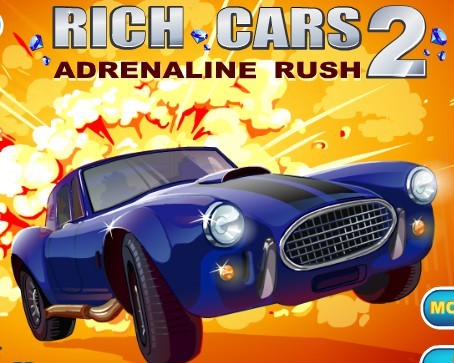 Rich Cars 2 - Free online games at Agame.com