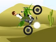 play Ben 10 Bike Trip 3