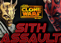 play Star Wars The Clone Wars Sith Assault