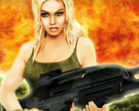 play Katie Commando