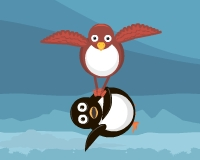 play Flying Penguins