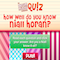play Quiz - Do You Know Niall Horan?
