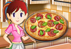 play Sara Cooking Class Pizza Tricolore