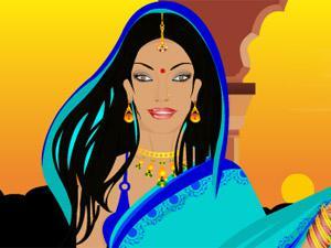 Pakistani Bridal Dresses Makeup Wear Eye Makeup Mehndi Designs - Bride-makeup-games