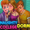 play Naughty College Dorm