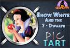 play Snow White And The 7 Dwarfs - Pic Tart