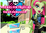 play Venus Mcflytrap Facial Makeover