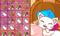 play Cat Bejeweled