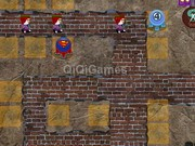 play Super Heroes Tower Defence