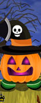 play Halloween Pumpkin Decoration