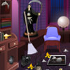 play Messy Fairy Clean-Up