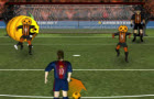 play Messi'S Halloween Shootou