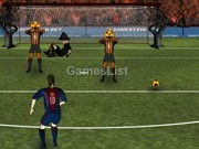 play Messi'S Halloween Shootout
