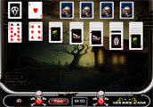 play Halloween Solitaire