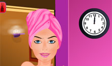 Luxury Spa Makeover game