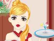 play Cute Maid Makeover