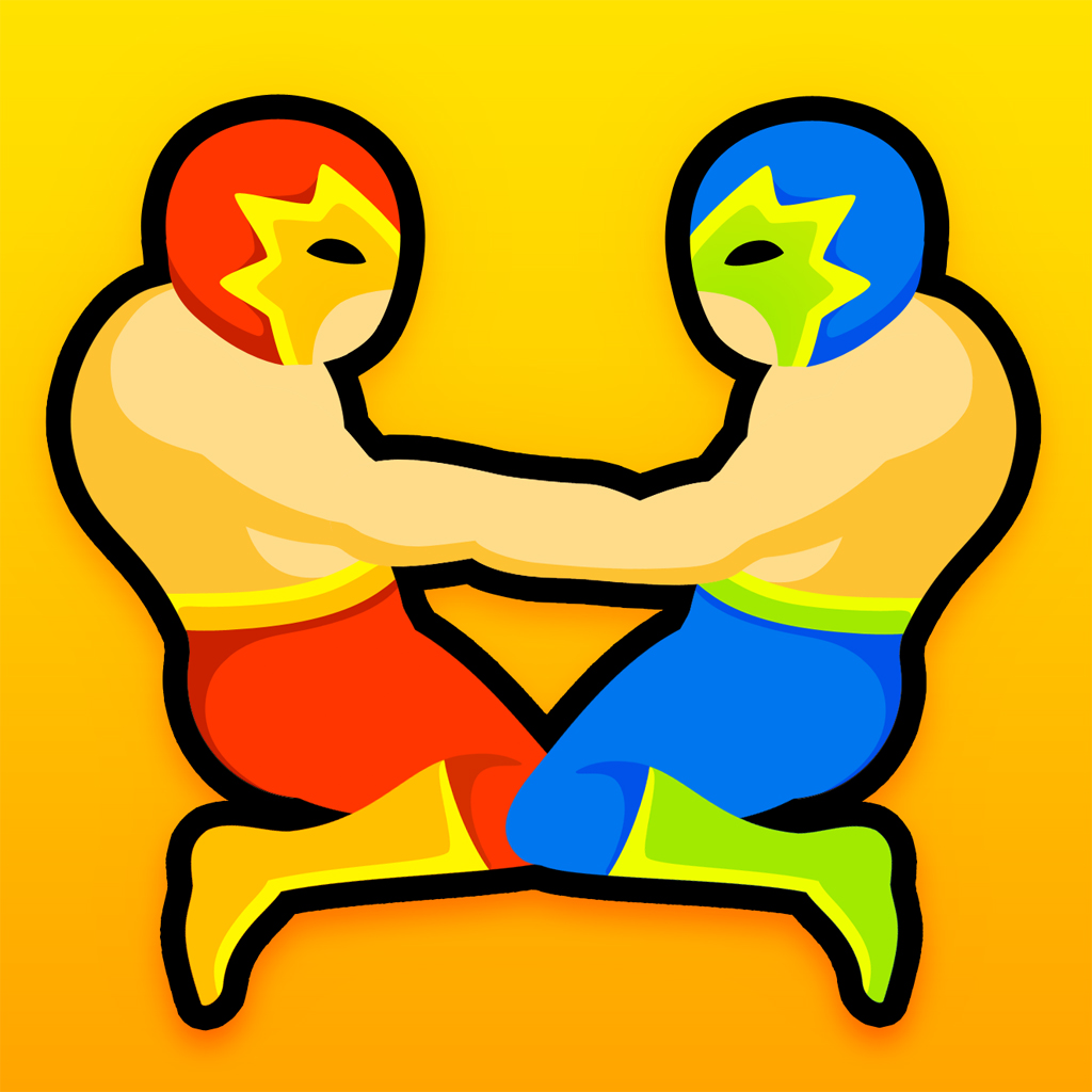 2 player jumping wrestling games