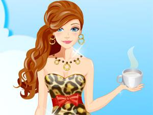 play Tea Party Dress Up