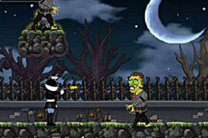 play Cat Detective Vs Zombies