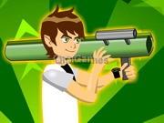 play Ben 10 Bazooka