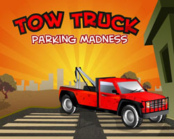 play Tow Truck Parking Madness