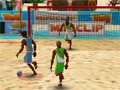 play Beach Soccer