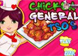 play Chicken General Tso