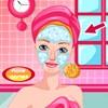 play Princess Barbie Facial Makeover