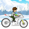 play Ben 10 Winter Ride