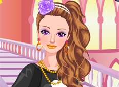 play Princess Barbie Facial M