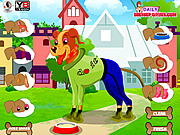Play Sweet dog dayout Game