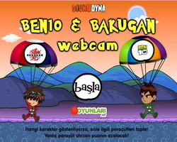 play Ben 10 And Bakugan Hunt
