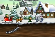 play Effing Worms: Xmas