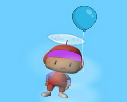 play Pepee Balloon Hunt