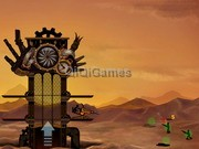 play Steampunk Tower Defense