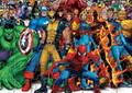 play Fighting Heroes Jigsaw