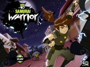 Ben 10 Samurai Warrior game