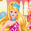 play Princess Barbie Facial