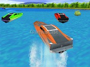 play 3D Powerboat Race