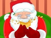 play Hungry Santa