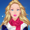 play Barbie'S Winter Fashion