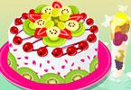 play Fruit Cake Decor
